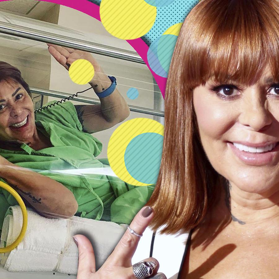 Alejandra Guzmán operada zafarrancho