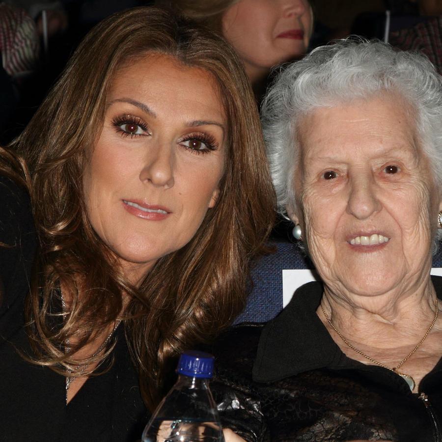 Murió Thérèse Tanguay Dion, la madre de la cantante Céline Dion