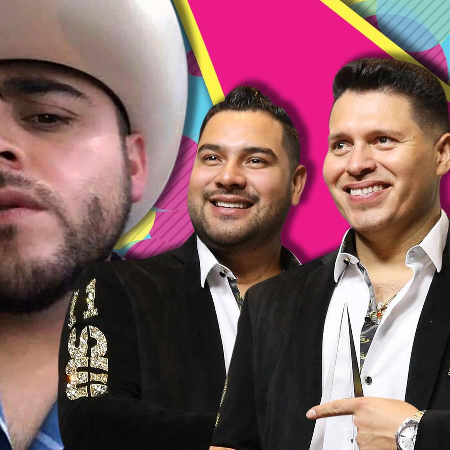 Banda MS opina sobre la foto de Gerardo ortíz con un narco