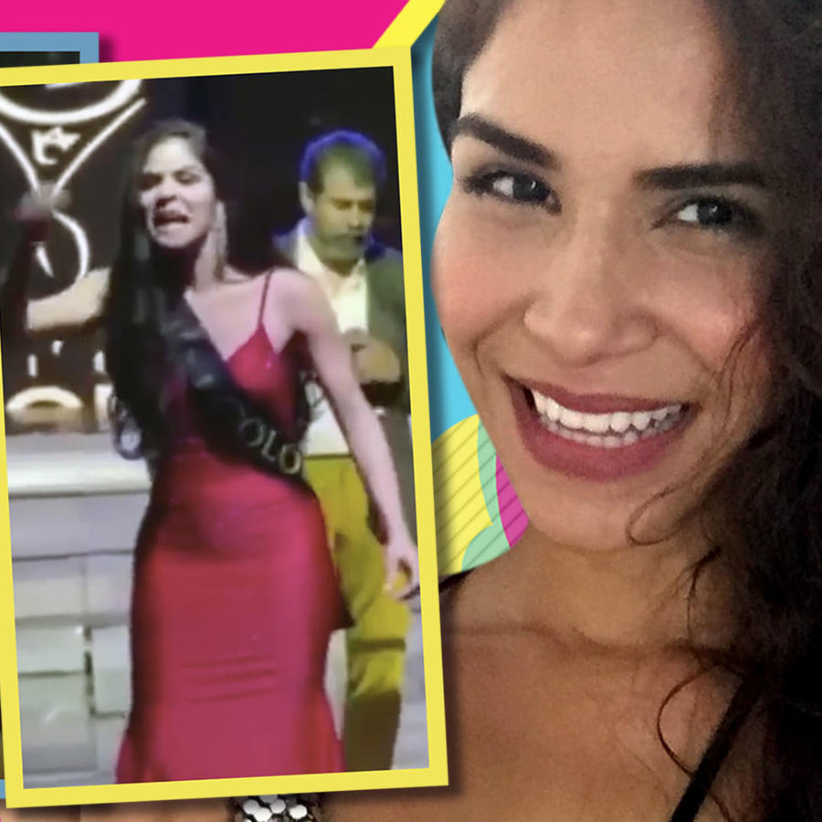 Jesenia Orozco denuncia fraude en Miss Global Cover
