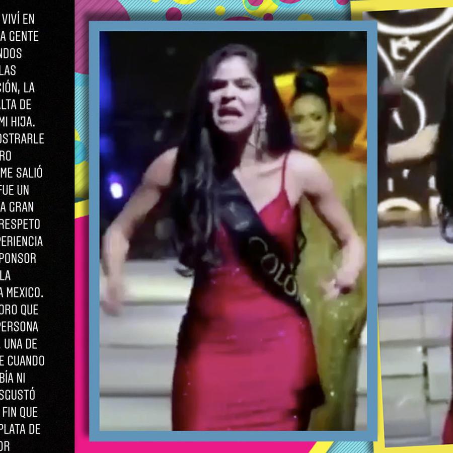 Jesenia Orozco arremete contra Miss Global instagram cover