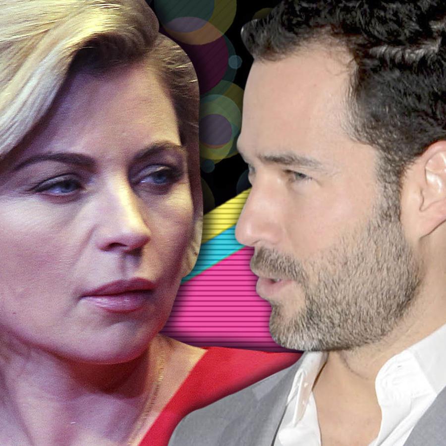 ¿Ludwika Paleta y Emiliano Salinas se divorcian?