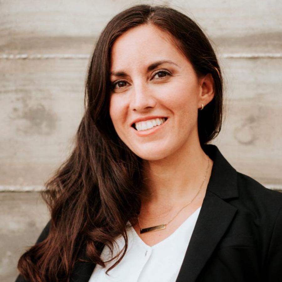 Cristina Tzintzun Ramírez se postula para el Senado de los Estados Unidos en Texas. Cristina para Texas