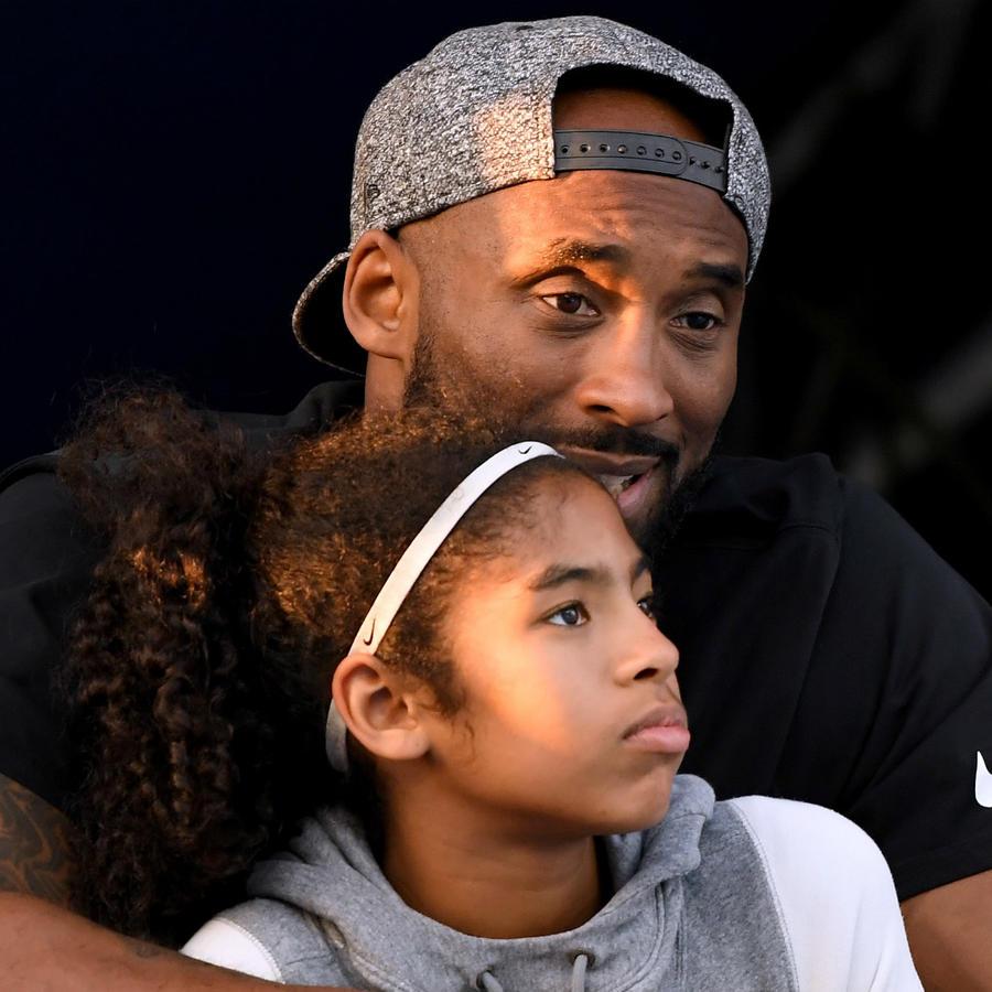 """Kobe Bryant tenía grandes planes para su hija Gianna y su apodo """"Mambacita"""""""