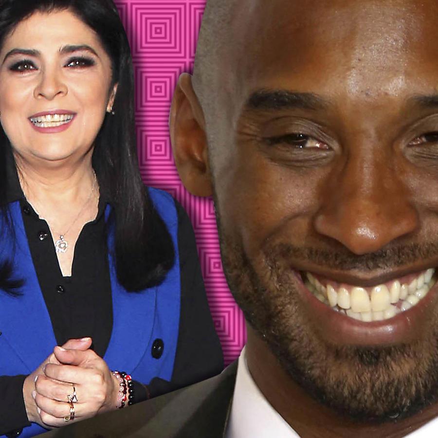 Victoria Ruffo y su vínculo con Kobe Bryant