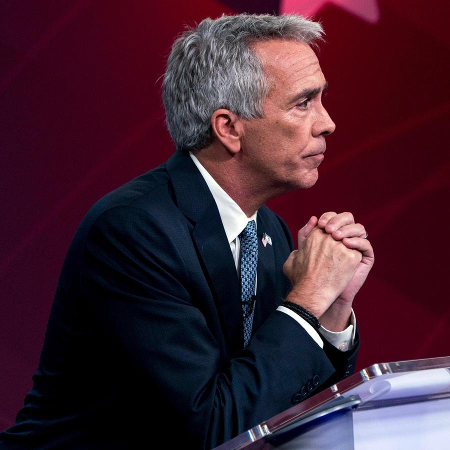 Ex congresista por Illinois y excandidato a las presidenciales de 2020 por el partido republicano Joe Walsh en una imagen de archivo