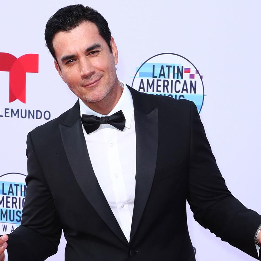 David Zepeda en los Latin American Music Awards