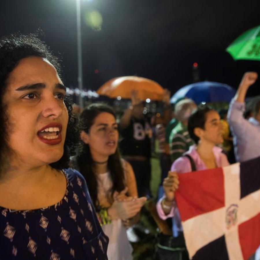 Elecciones en República Dominicana.