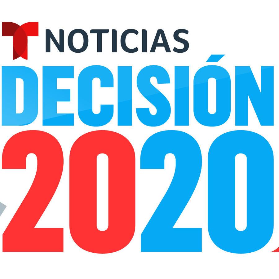 Decisión 2020 una iniciativa multiplataforma nacional de información y compromiso cívico que abarcará la cadena nacional de Telemundo y sus estaciones locales durante el presente año.