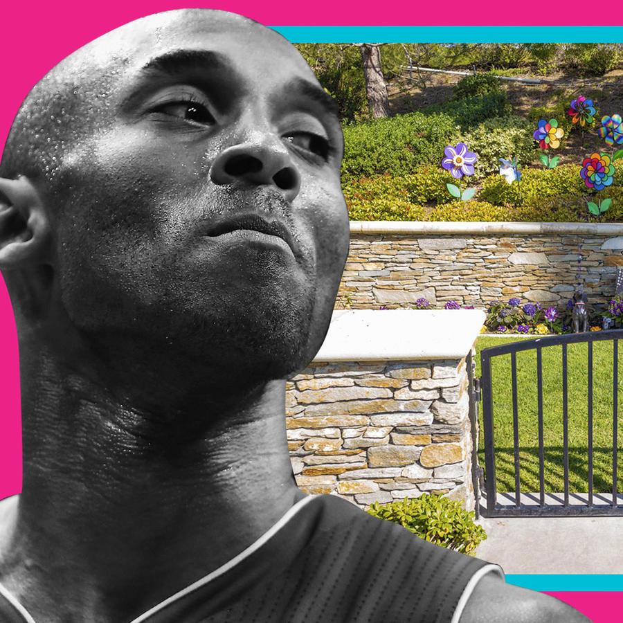 Kobe tumba falsa