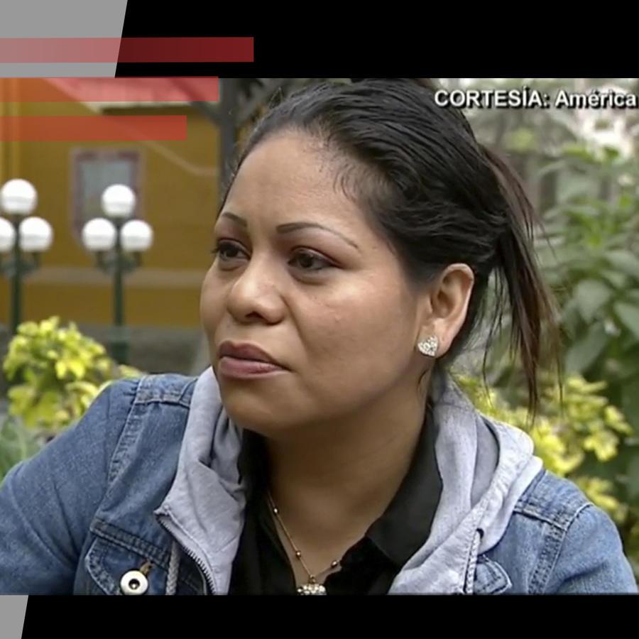 Rosa Castillo explotación sexual