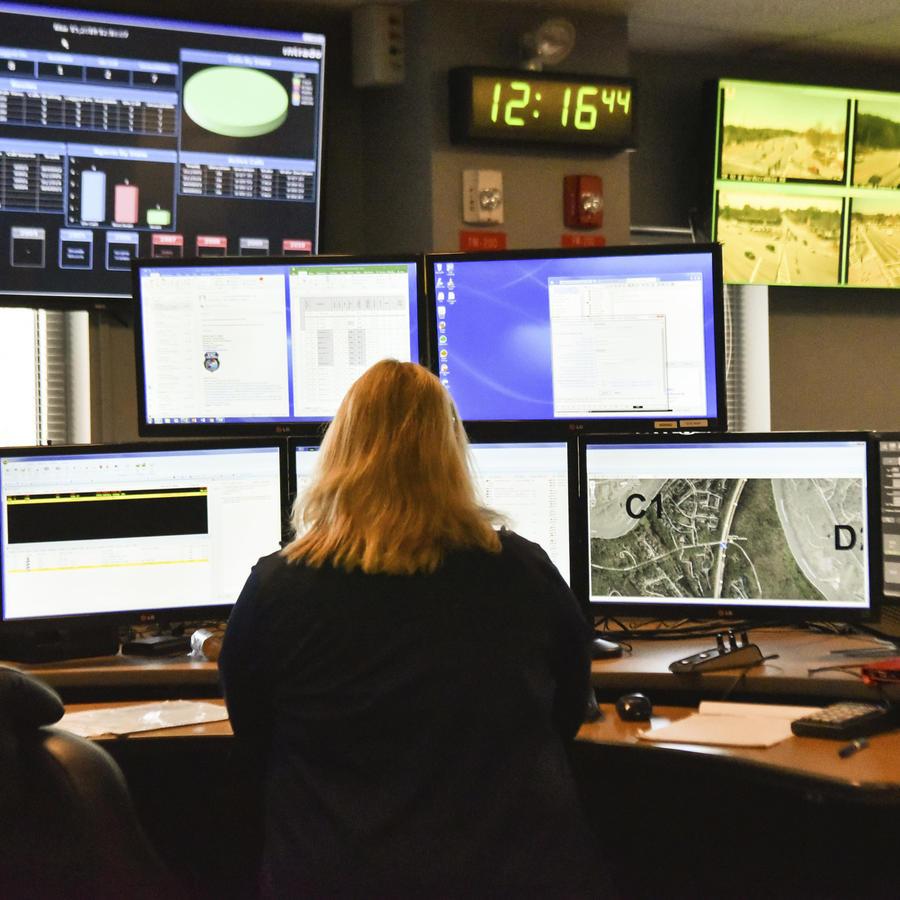 Centro de emergencias 911