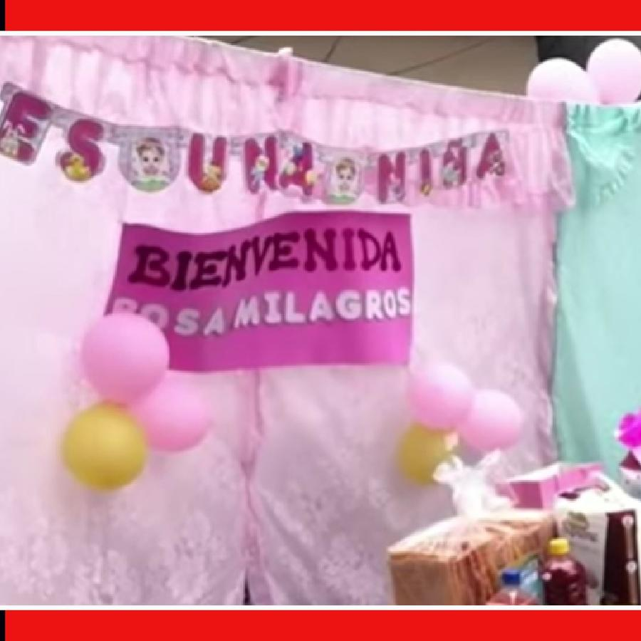 Baby Shower Viral México