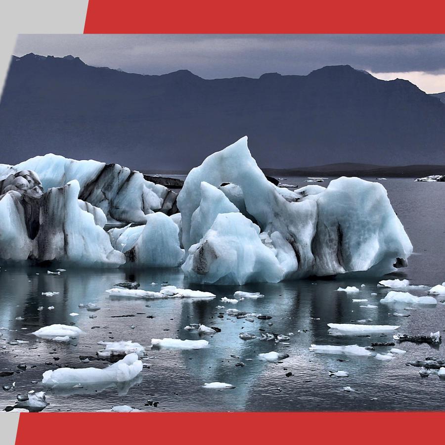 Glaciares deshielo