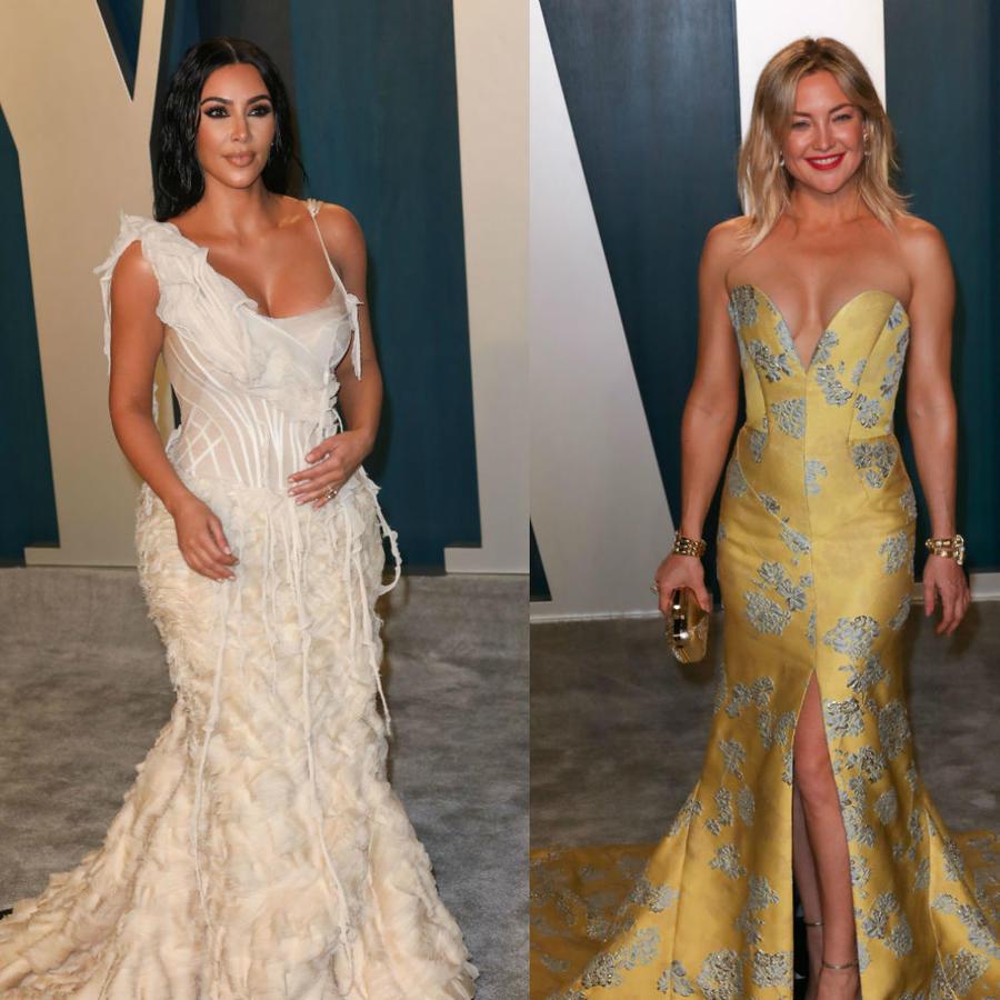 Kim Kardashian, Kate Hudson y Gwyneth Paltrow