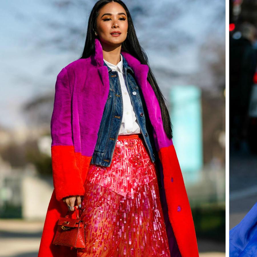 Mujeres en la Paris Fashion Week 2020