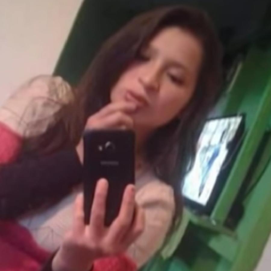 Mujer guatemalteca muerta ICE