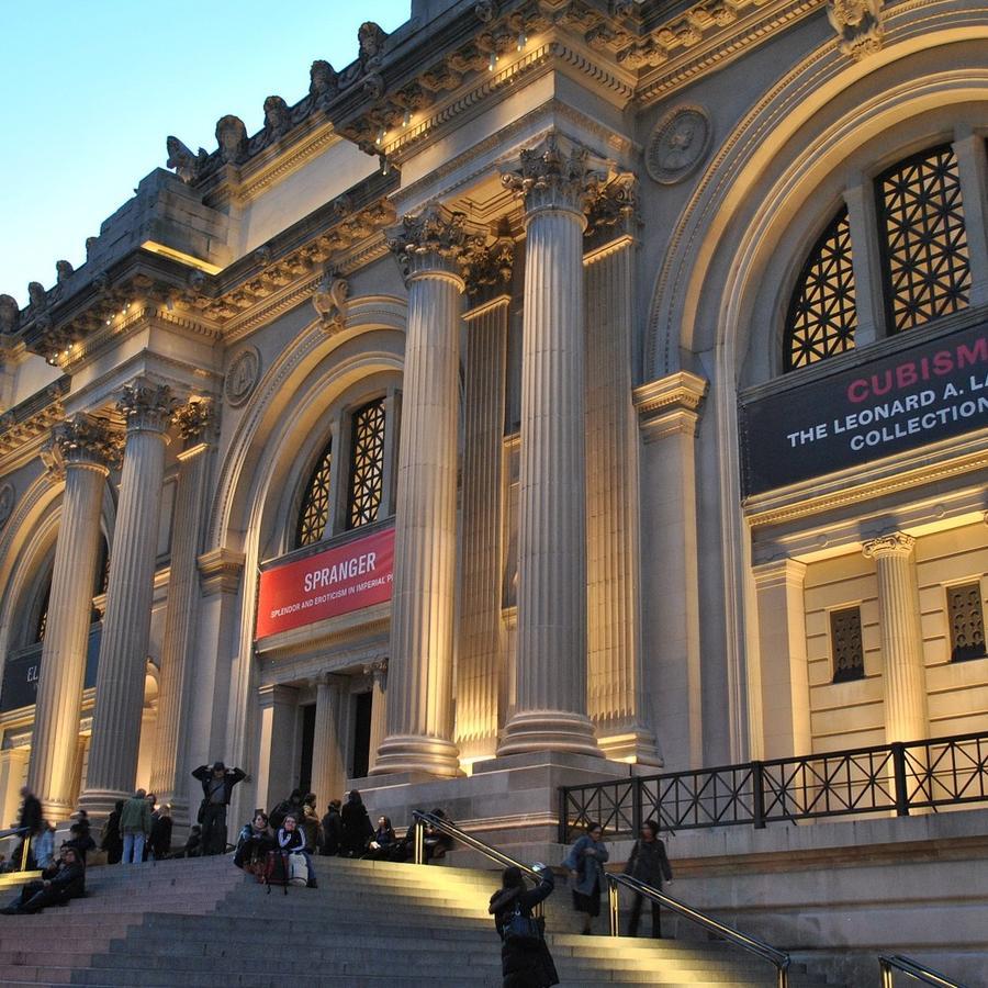 Museo metropolitano nueva york