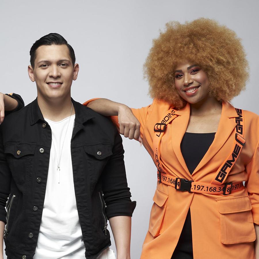 Franchesca Maia, Aaron Barrios y Angely Rabsatt, semifinalistas de El Comeback Stage