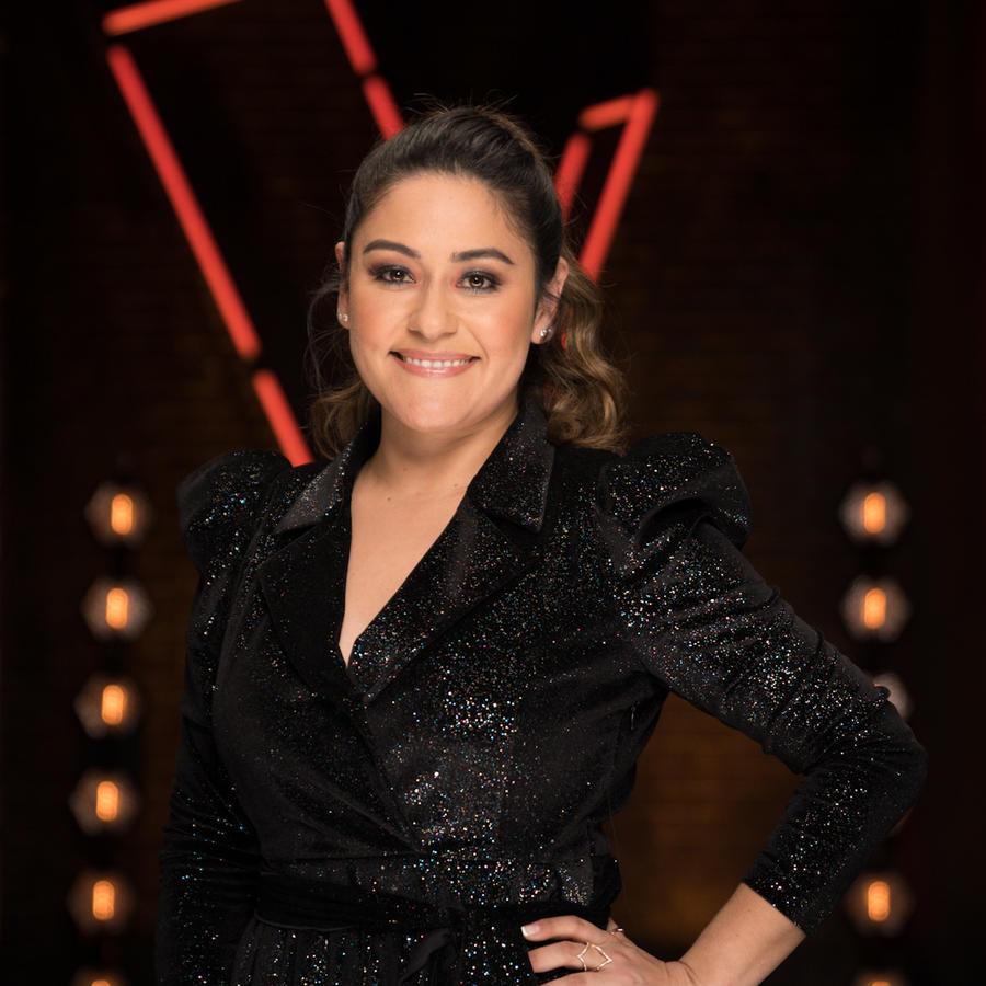 Lizette Rubio, La Voz 2, Team Wisin