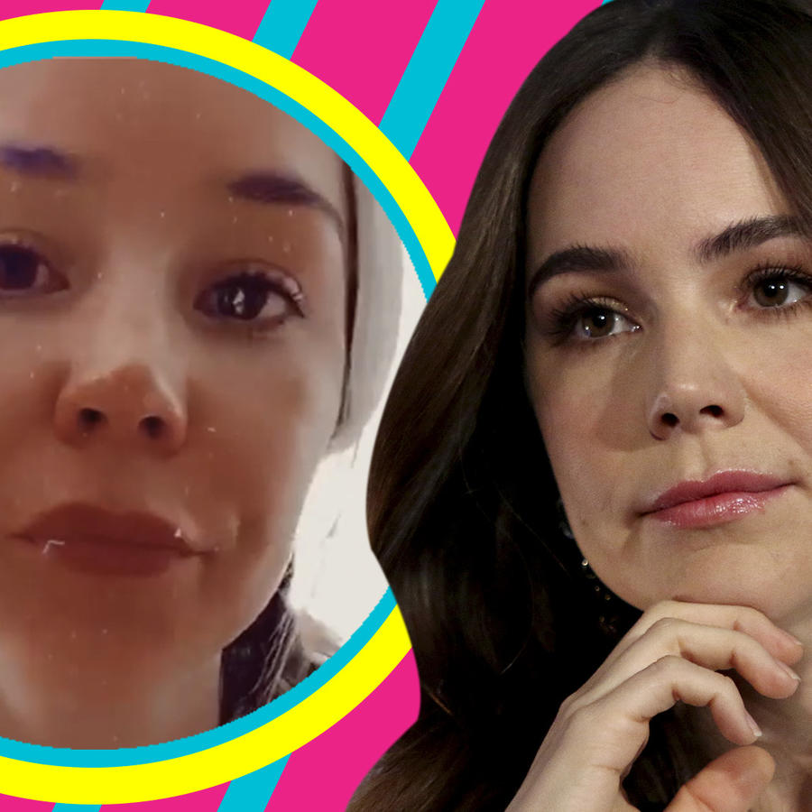 Camila Sodi confirma que su hija tiene COVID-19
