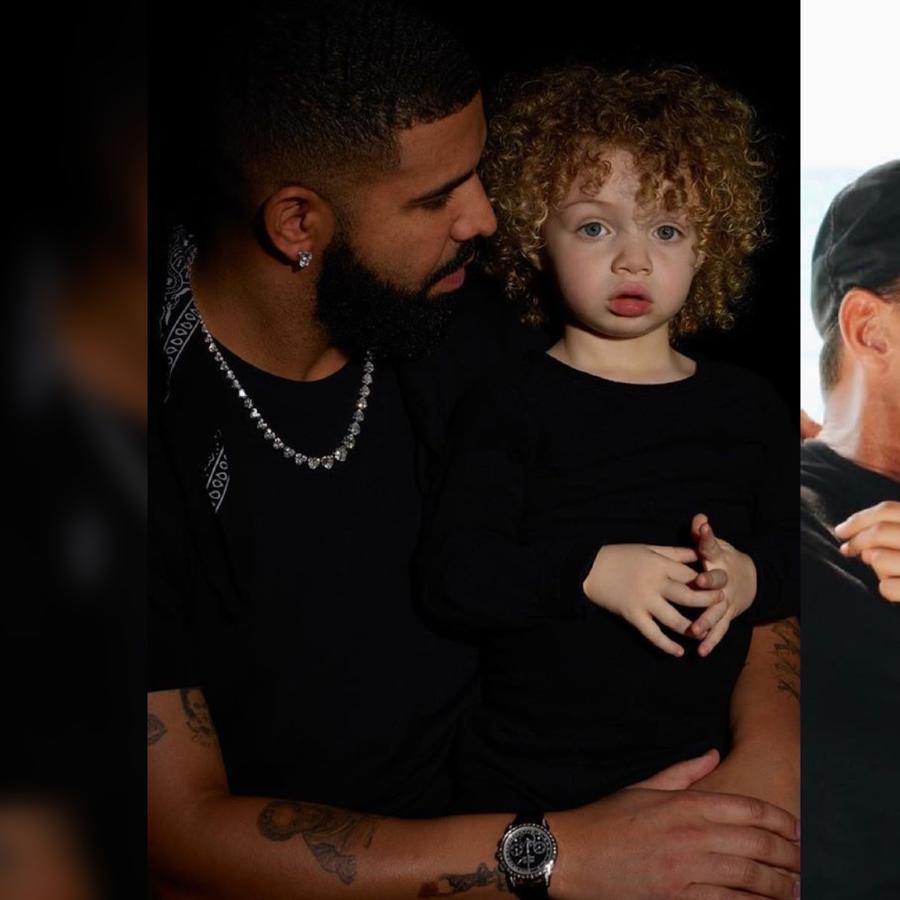 Drake, Adonis, Luis Miguel y Michelle Salas