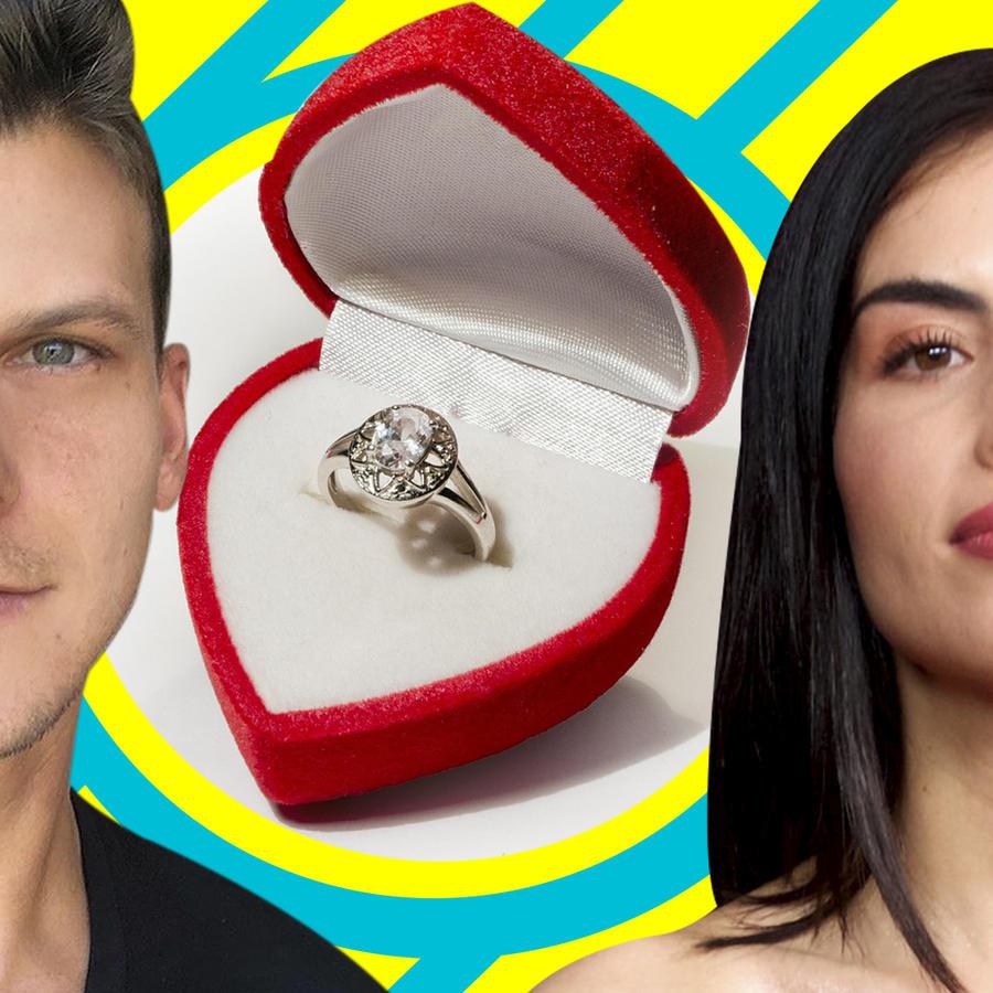 Jessica Cediel ex anillo polémica