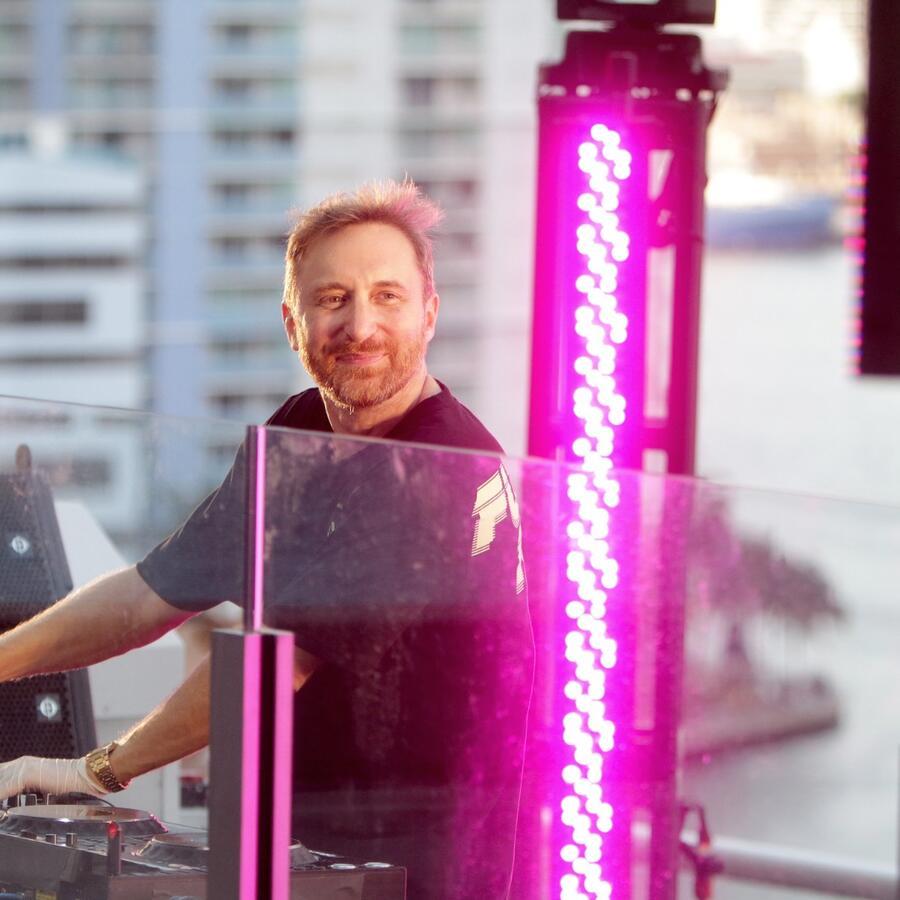 David Guetta participará en un acto para recaudar fondos para Nueva York