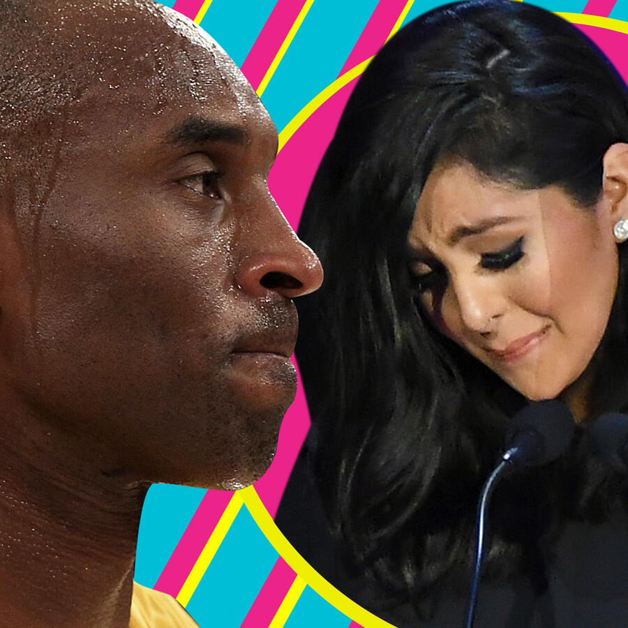 Kobe Bryant herencia Vanessa