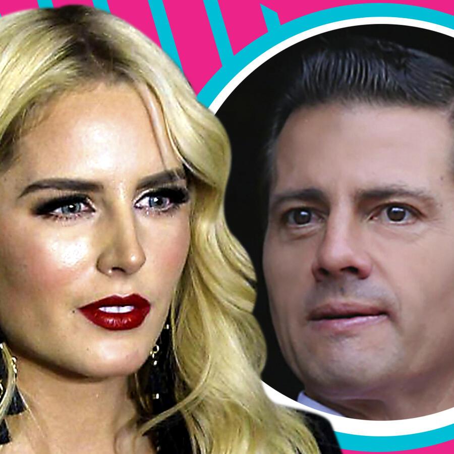 Tania Ruiz y Peña Nieto rompimiento