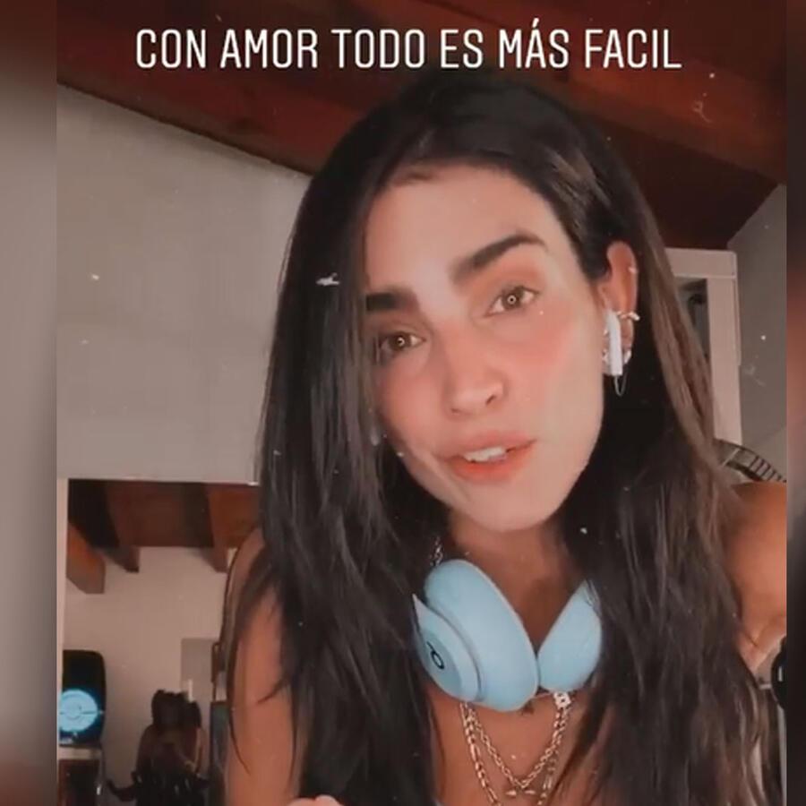 Bárbara de Regil pidió disculpas