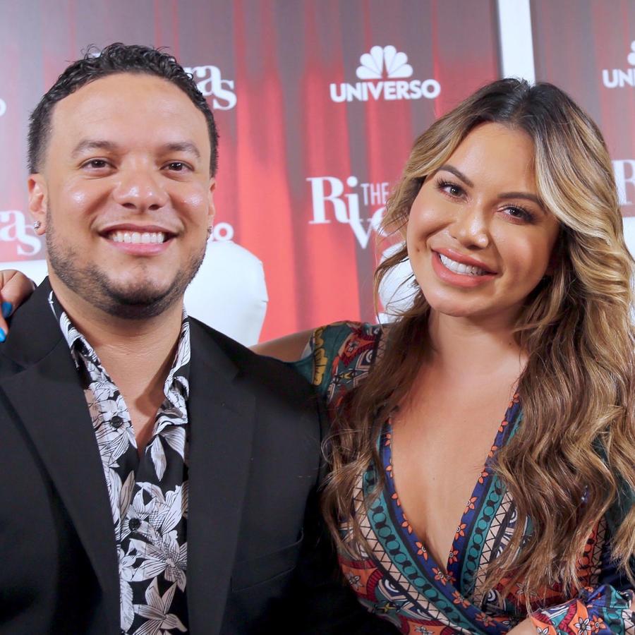 Chiquis Rivera y Lorenzo Méndez