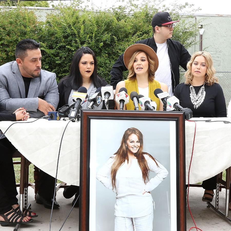 Familia de Jenni Rivera