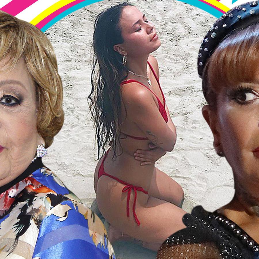 Nieta Silvia Pinal Giordana Guzmán bisexual