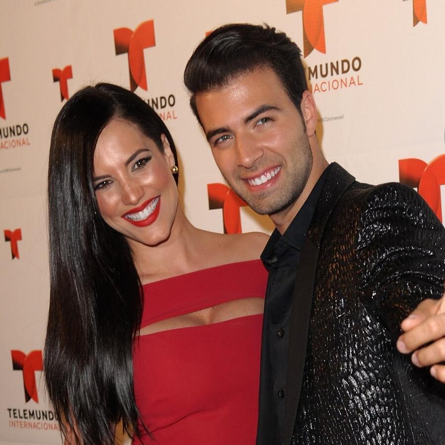 Gaby Espino y Jencarlos Canela
