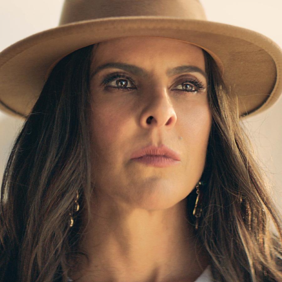Kate del Castillo en promo de La Reina del Sur 3