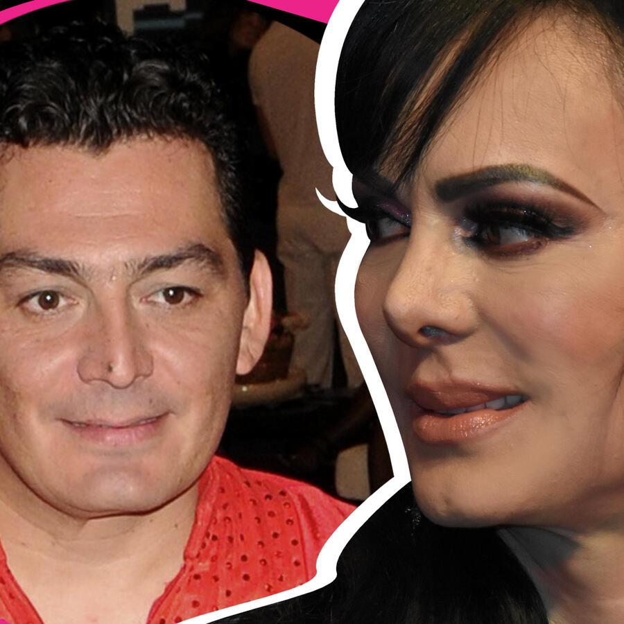 Maribel Guardia nerviosa ataque José Manuel Figueroa