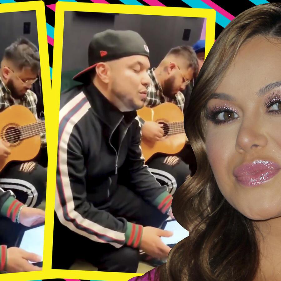 Lorenzo Méndez canción con dedicatoria a Chiquis