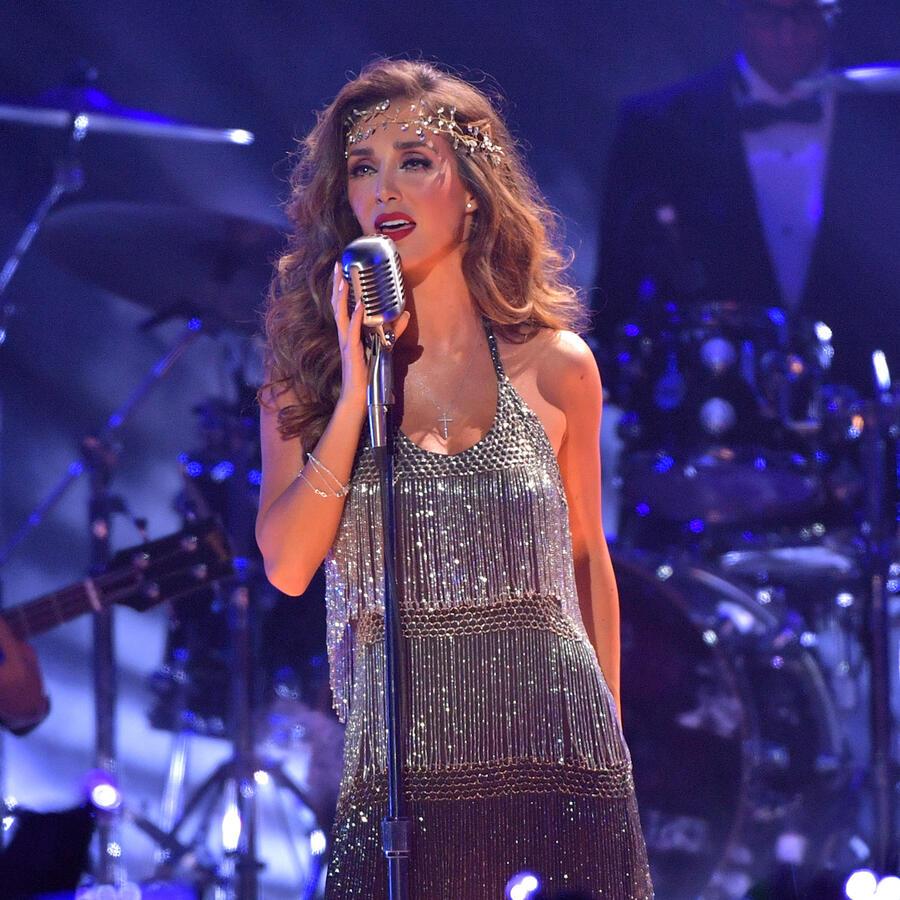 Anahí en los Premios Juventud 2016