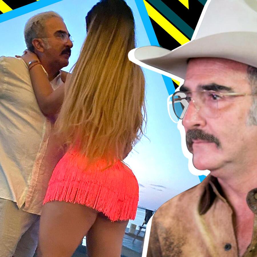Mariana González novia de Vicente Fernández  confesiones