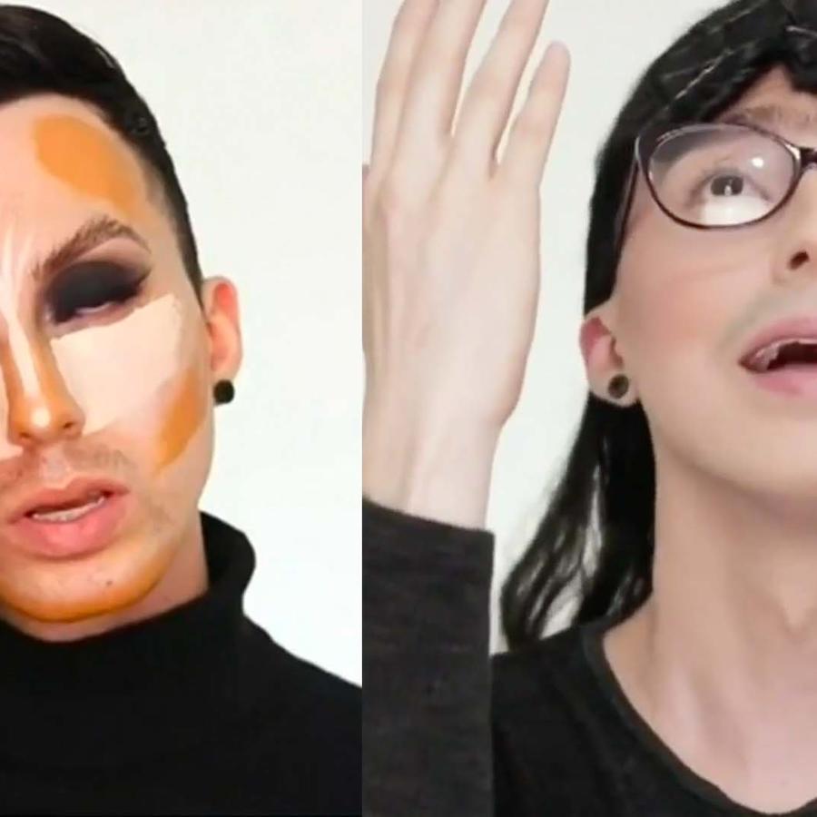 Zorán, el experto en maquillaje que se transforma en Betty la Fea