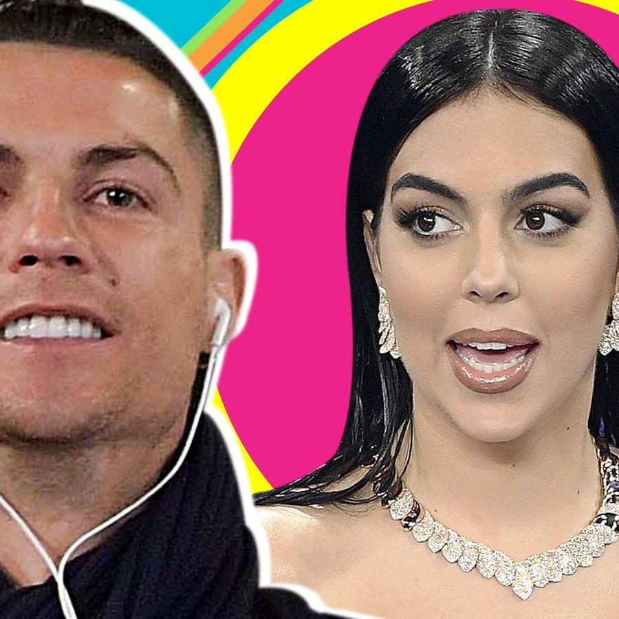 Georgina Rodríguez revelaciones Cristiano Ronaldo