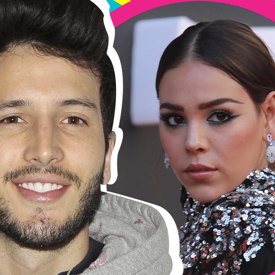 Sebastián Yatra y Danna Paola reavivan rumores
