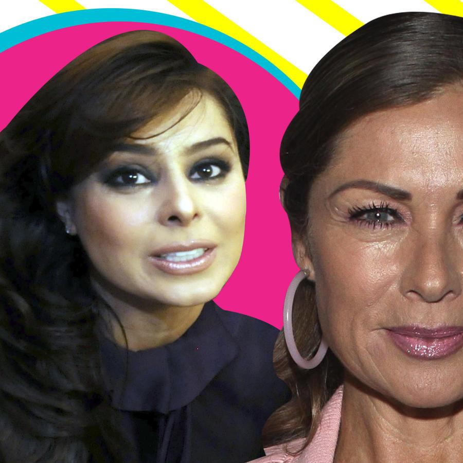 Yadhira Carillo VS Lety Calderón