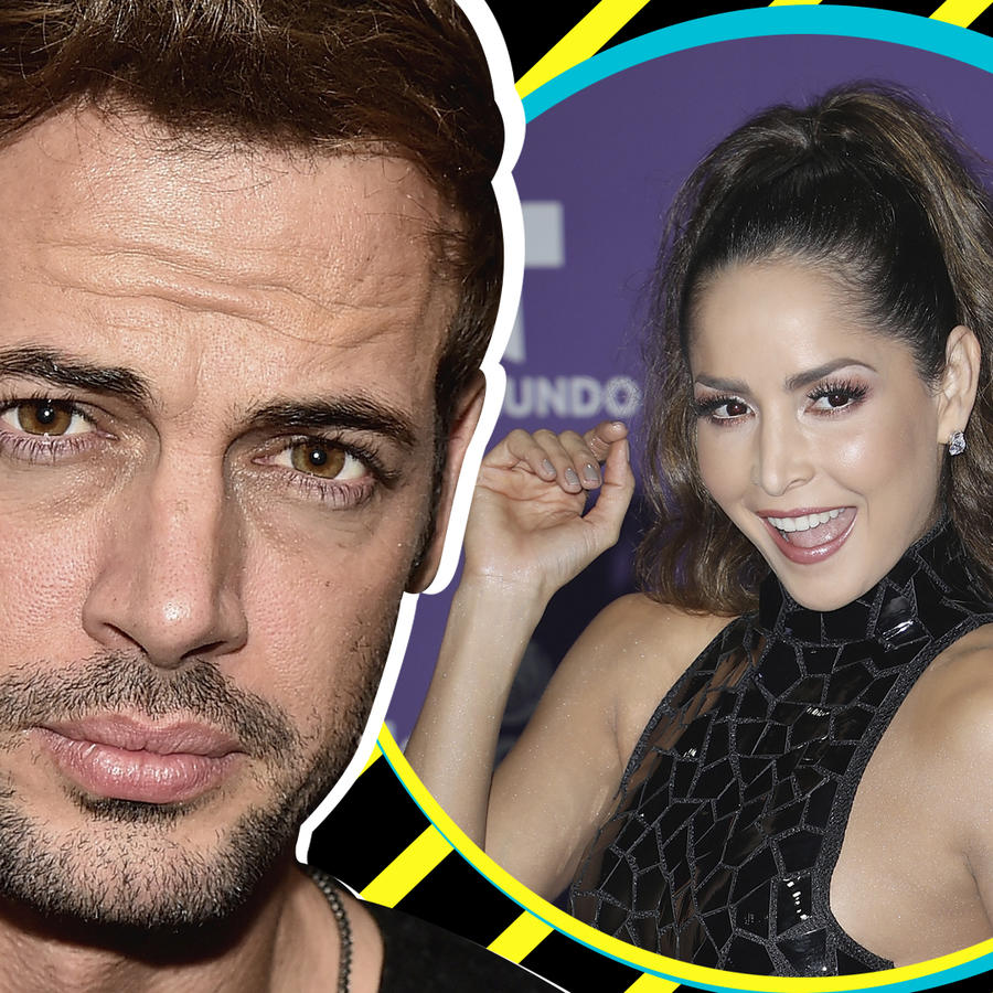 William Levy y Carmen Villalobos juntos