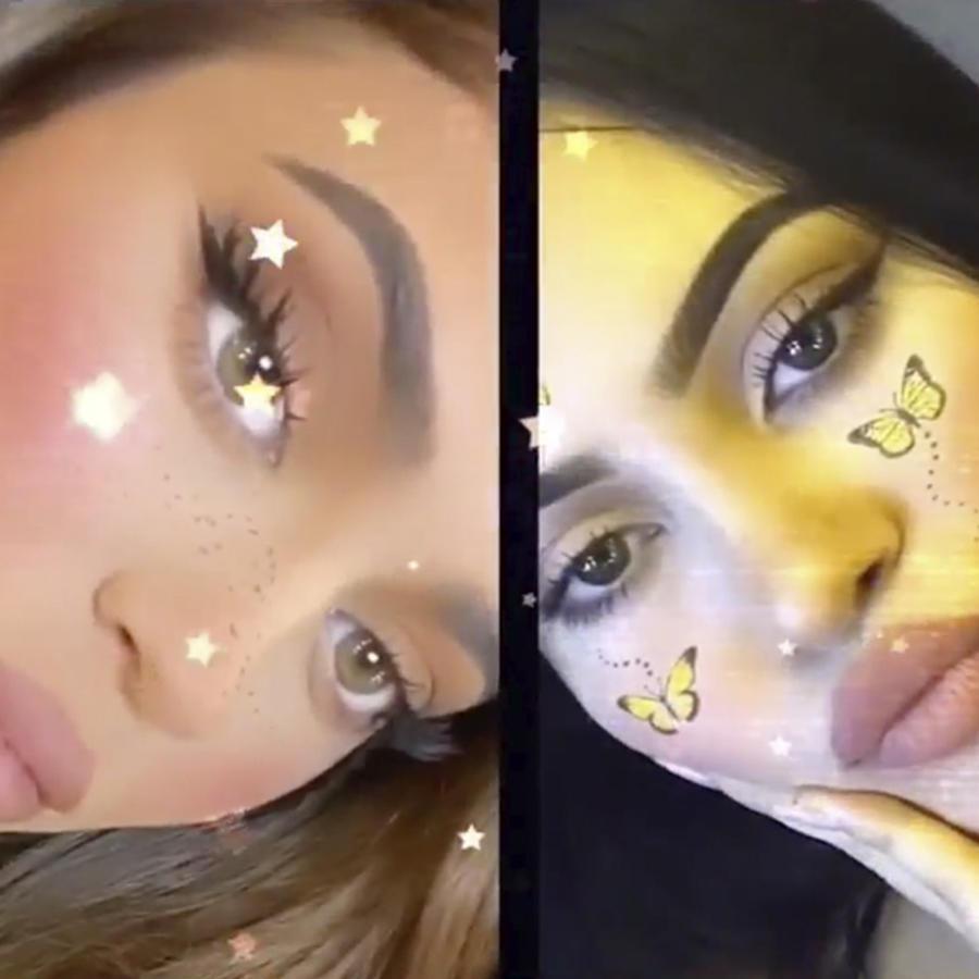 Doble colombiana de Kylie Jenner