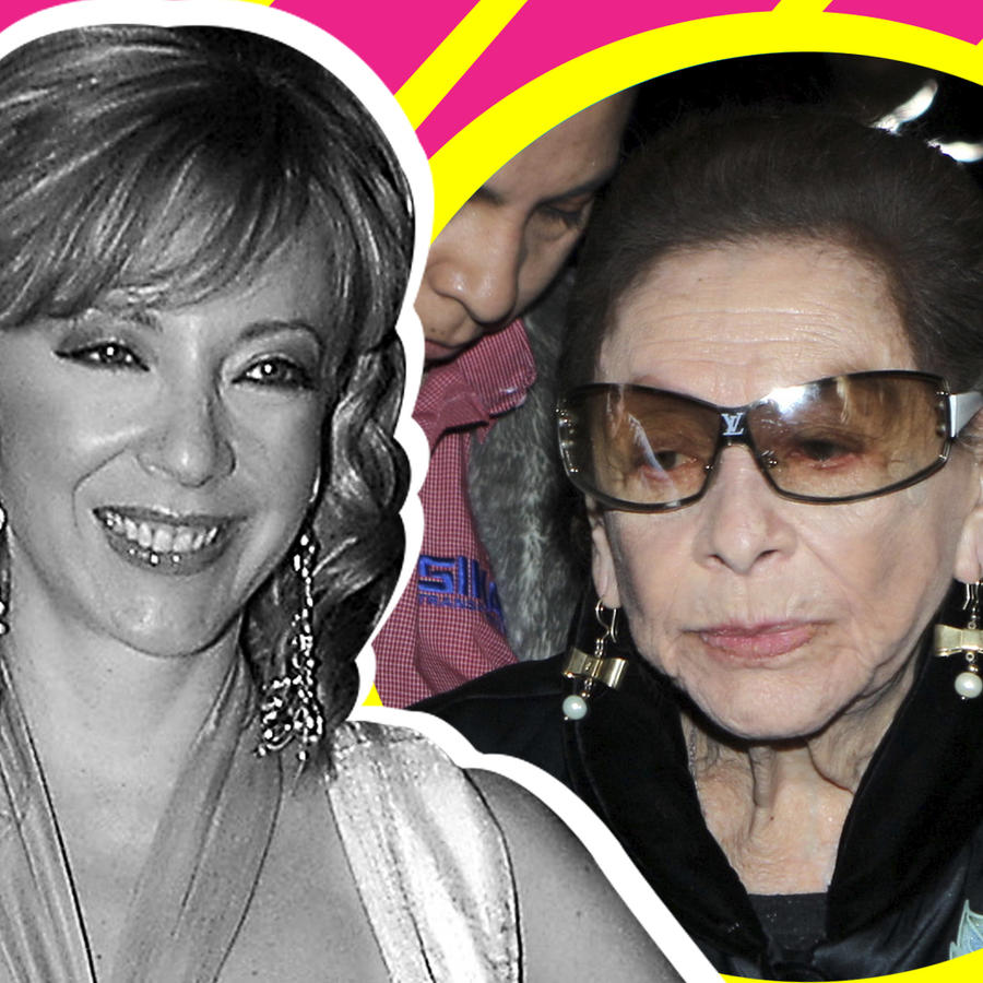 Edith González mamá muerte