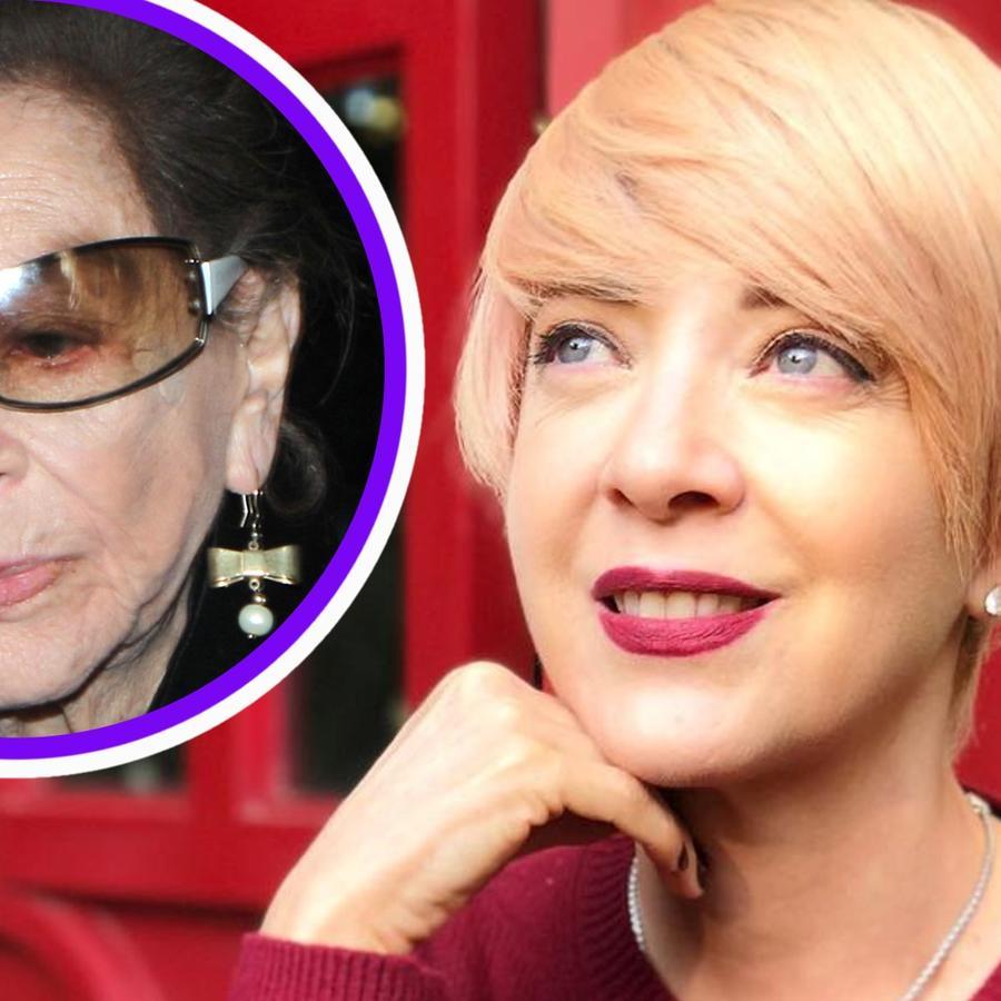 mamá Edith González muerte dolor