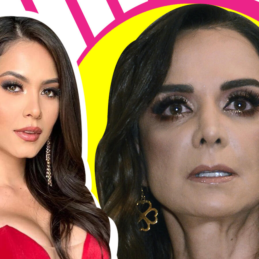 Andrea Meza defiende a Lupita Jones