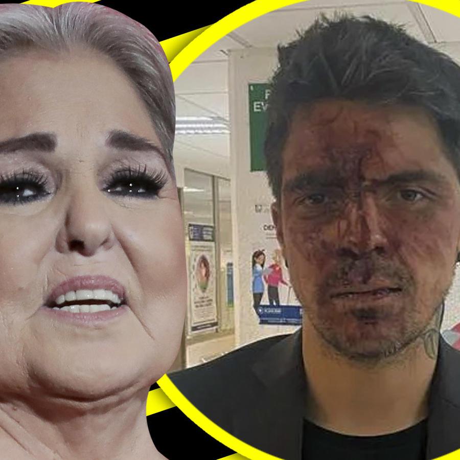 Hijo de Lupita D'Alessio golpeado por Arturo Montiel